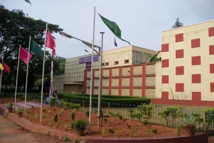 Kendriya Vidyalaya No1-School Building