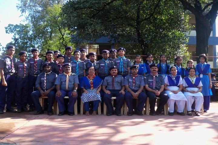 Kendriya Vidyalaya No1-Scouts and Guides