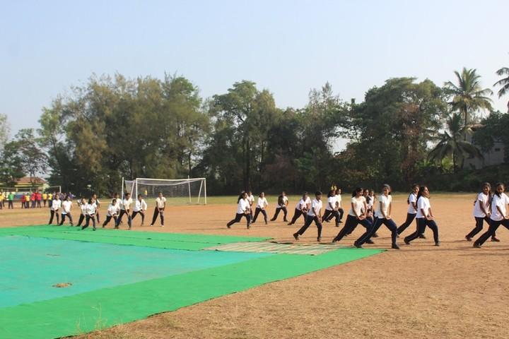 Kendriya Vidyalaya No1-Sports day