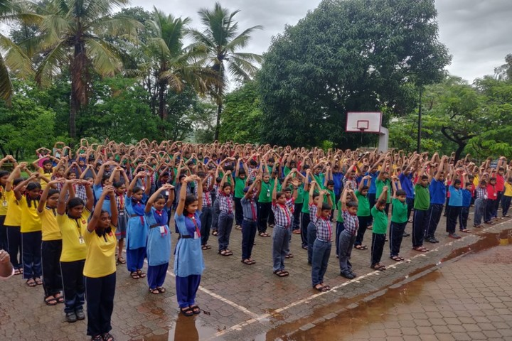 Kendriya Vidyalaya No1-Yoga