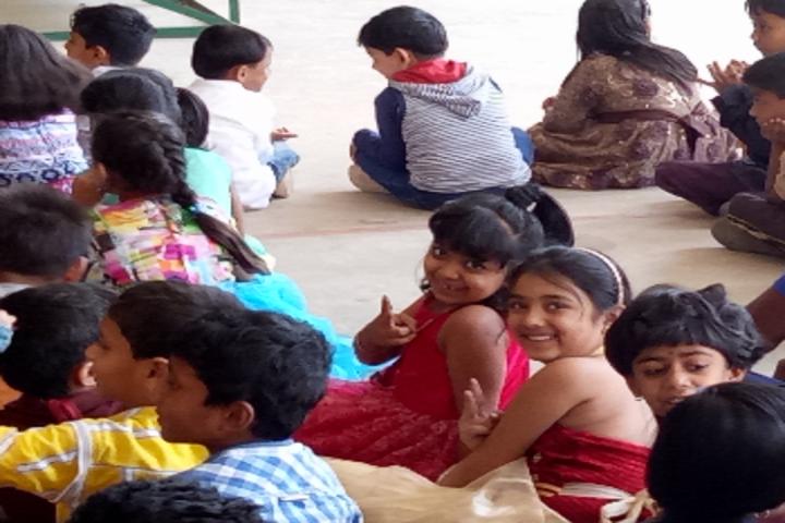 Kensri School-Fare well