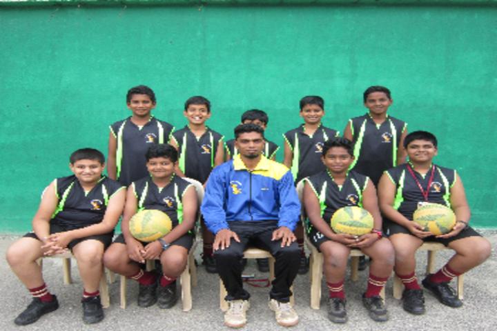 Kensri School-Games