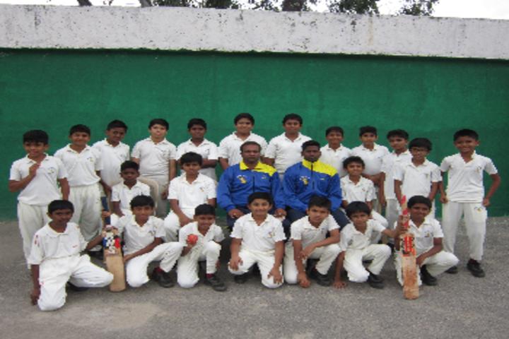 Kensri School-Sports