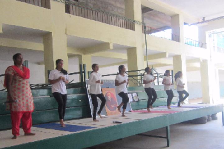 Kensri School-Yoga