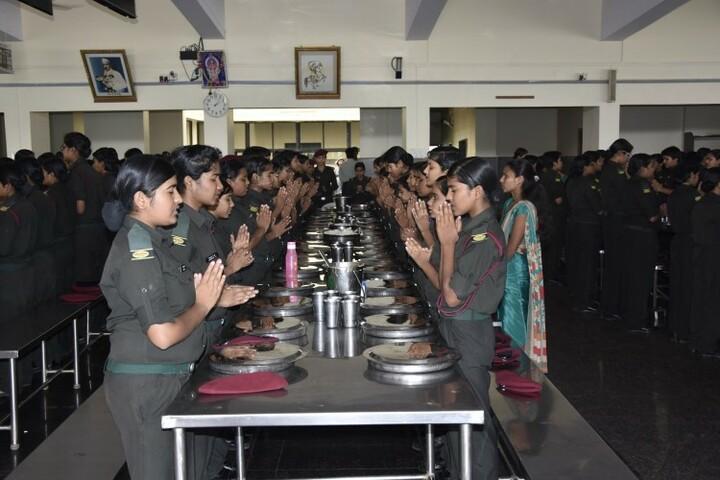 Kittur Rani Channamma Residential Sainik School For Girls-Cafeteria