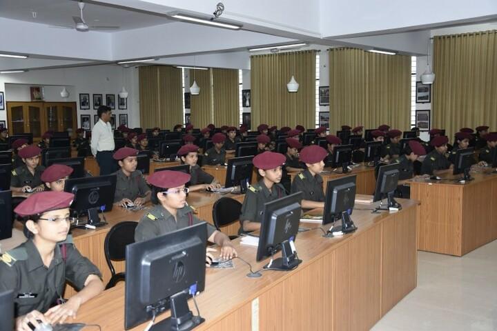 Kittur Rani Channamma Residential Sainik School For Girls-IT Foundation
