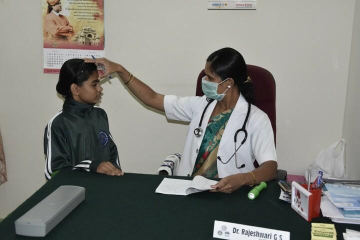 Kittur Rani Channamma Residential Sainik School For Girls-Medical Facility