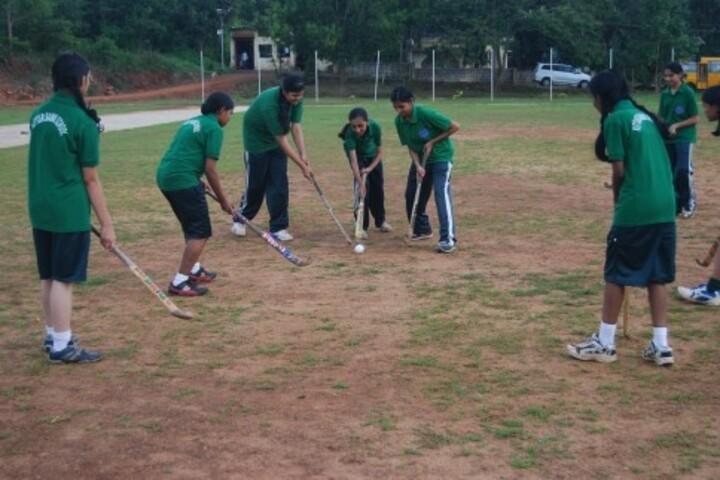 Kittur Rani Channamma Residential Sainik School For Girls-Sports