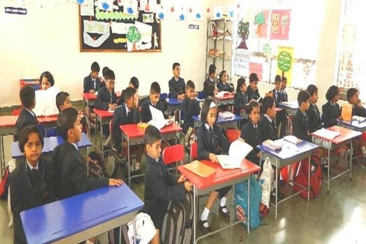 KLS Public School-Classroom