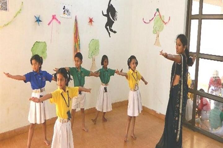 KLS Public School-Dance Room