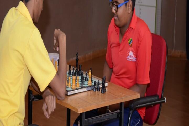 KLS Public School-Indoor Games