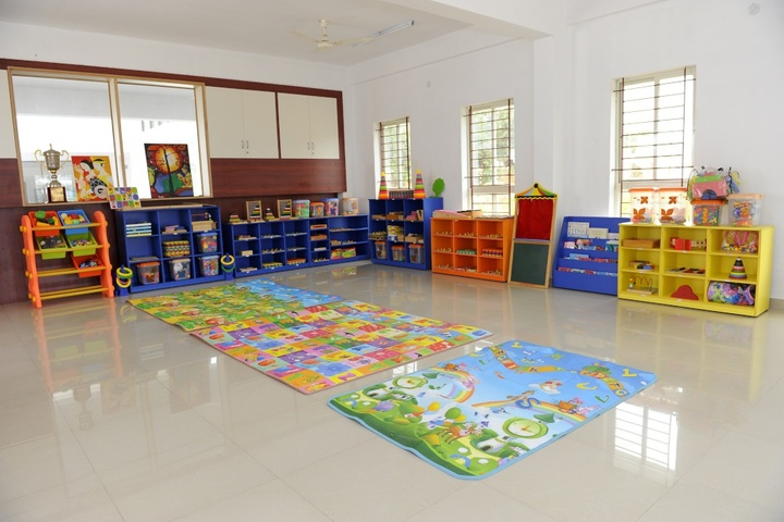 KNC Innovative Global School- Games Room
