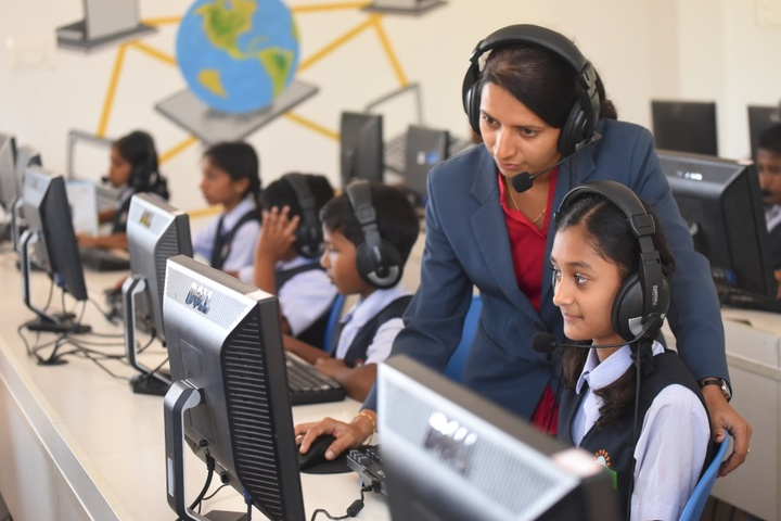 KNC Innovative Global School-IT Infrastructure