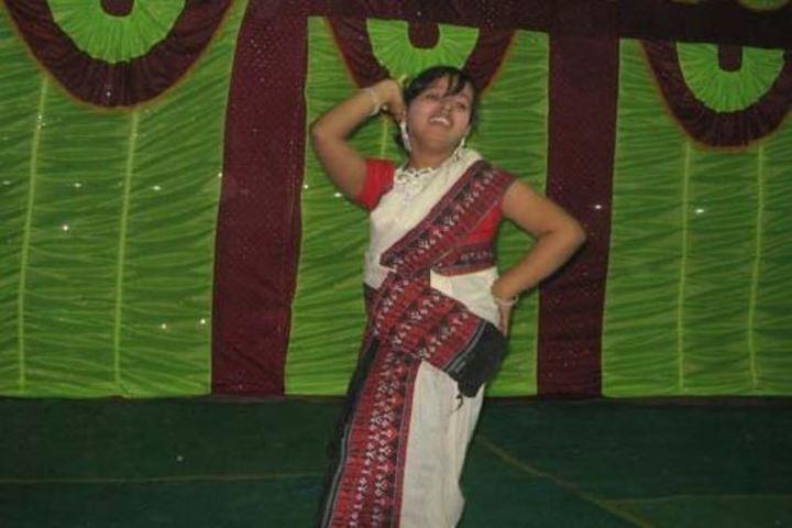 Global Public Central School - Dance Activity