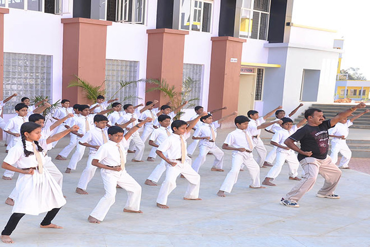 Kumadvathi Residential Central School-Kharate