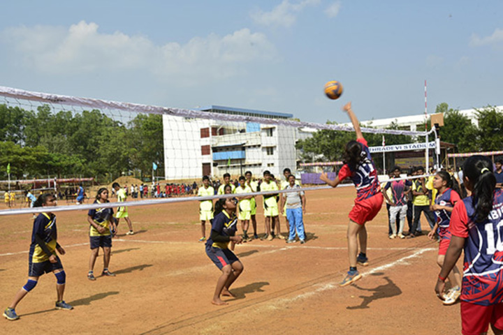 Kumadvathi Residential Central School-Sports