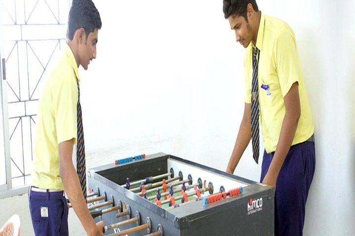 Kunil School- Indoor Games