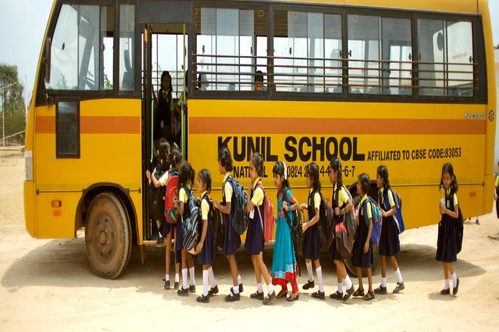 Kunil School- Transport