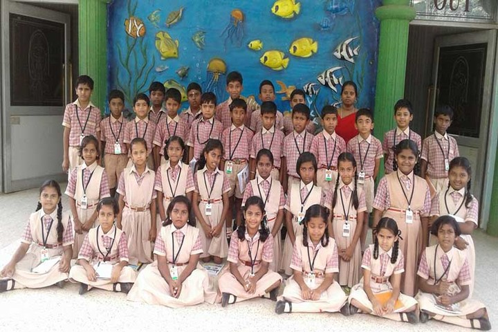 Little Flower English Medium School- Field Trip