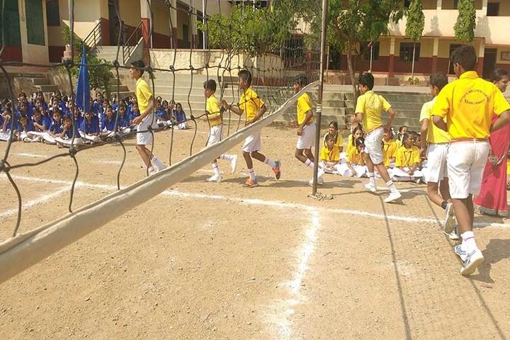 Little Flower English Medium School- Sports Day