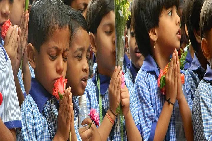 Lourdes School-Prayer