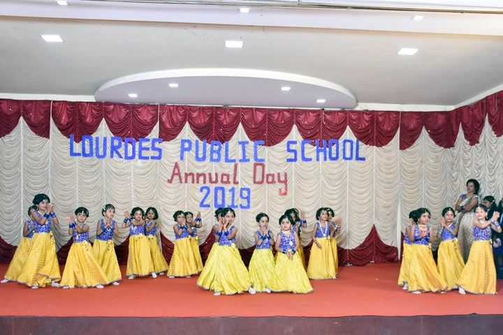Lourdes School- Annual Day