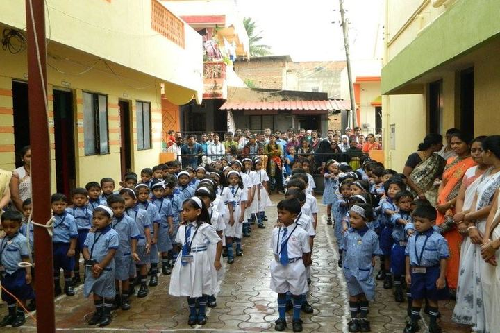 Lourdes School- Assembly