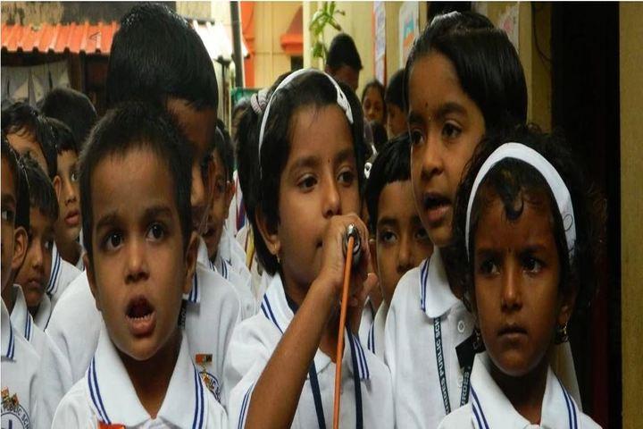 Lourdes School- Singing
