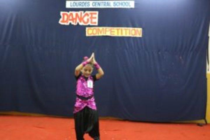 Lourdes Central School-Dance Competition