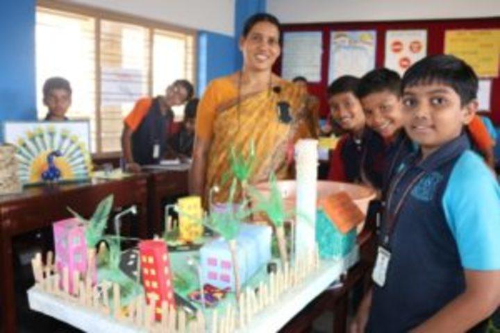 Lourdes Central School-Science Exhibition