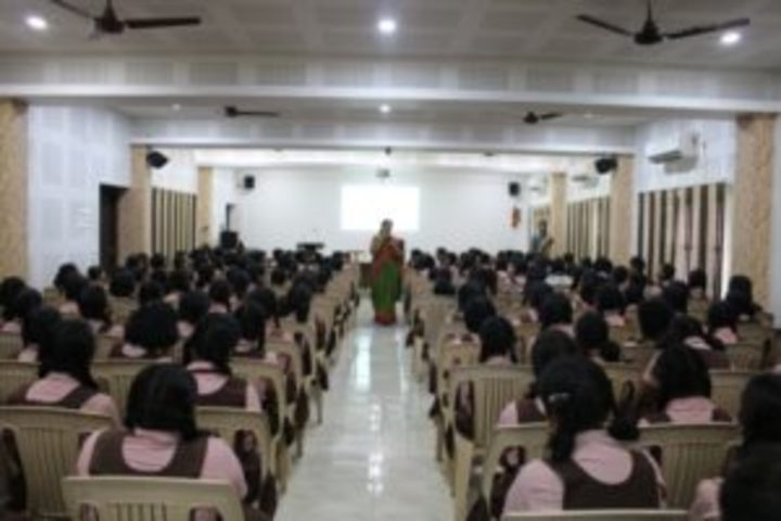 Lourdes Central School-Workshop