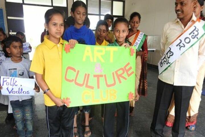 Loyola School-Art and Culture