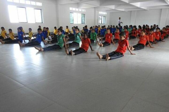 Loyola School-Yoga
