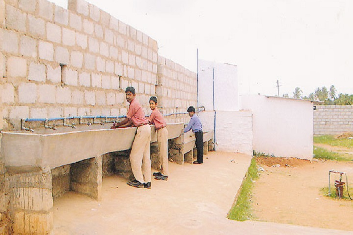 MCS Public School-Handwash area
