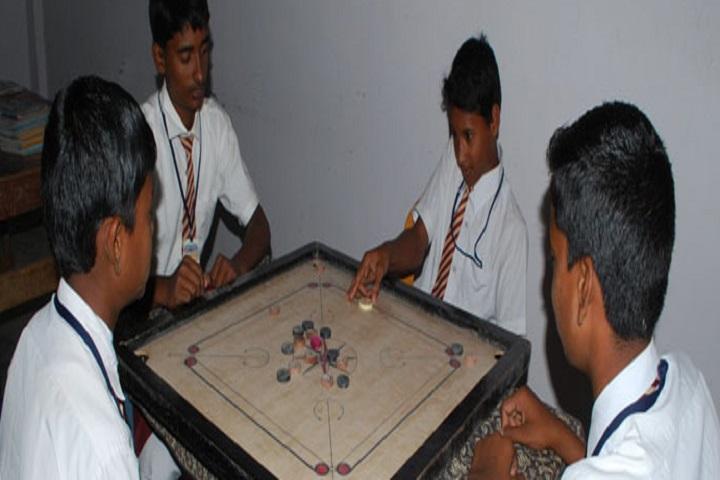 MCS Public School-Indoor Games