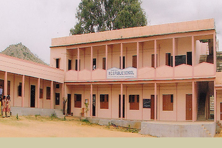 MCS Public School-School building