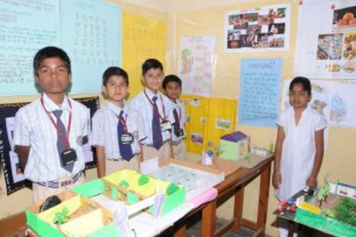 MEC Public School- Science Exhibition