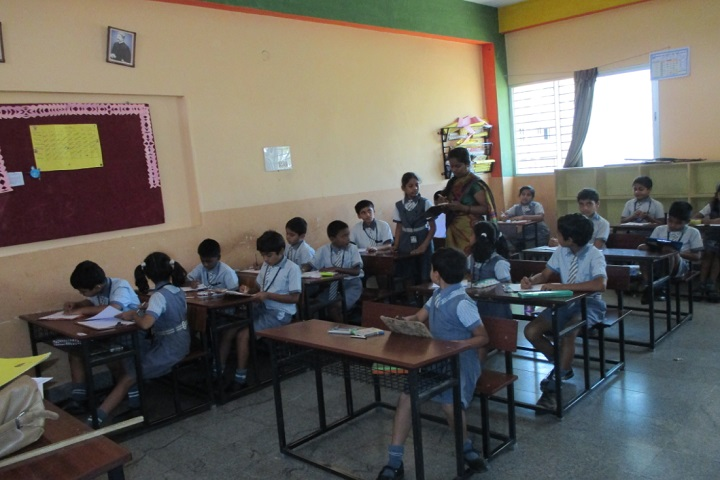 MHNational Public English School-Classroom