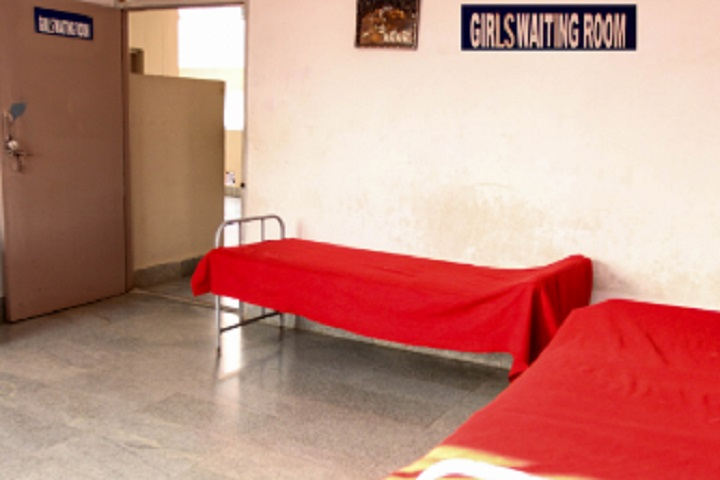 MHNational Public English School-Girls Waiting Room