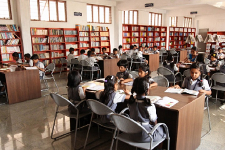 MHNational Public English School-Library