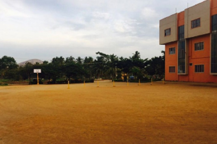 MHNational Public English School-Play Ground