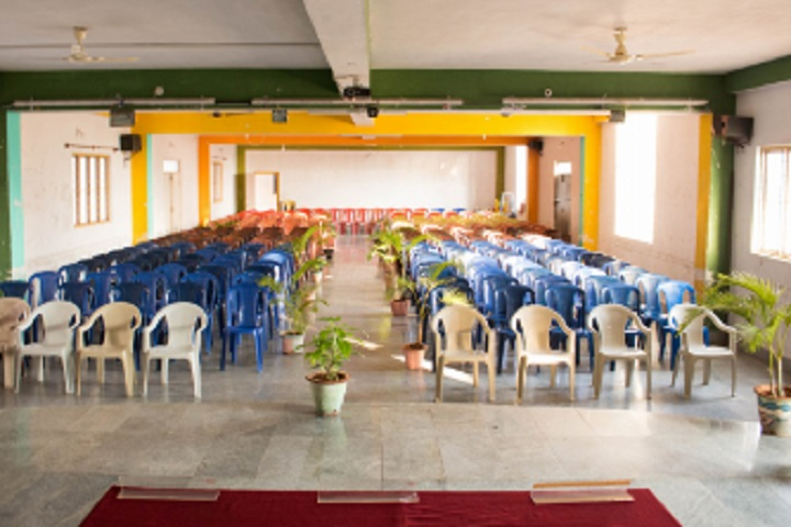 MHNational Public English School-Seminar Hall