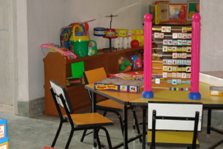 MHNational Public English School-Toy Room