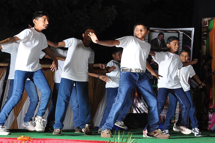 MSV Public School- Dance