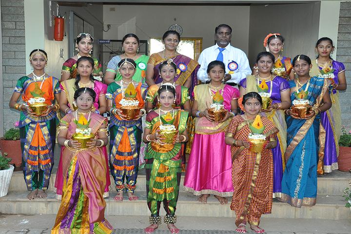 MSV Public School- Festival Celebration