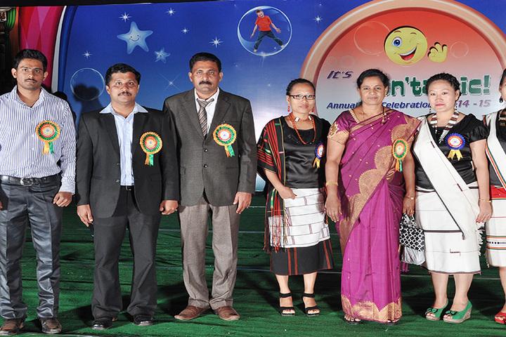 MSV Public School- Prize Distribution