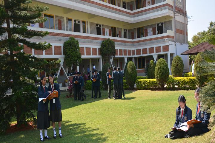 MSV Public School- School Ground