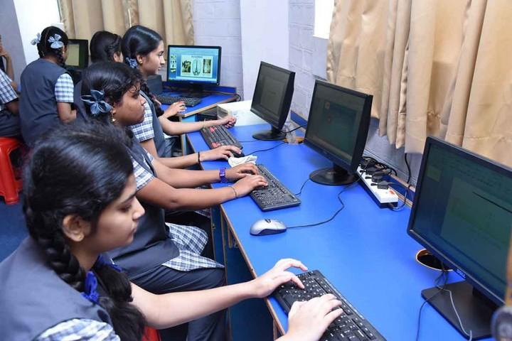 Mahabodhi School-Computer lab