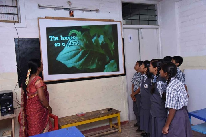 Mahabodhi School-Digital Class