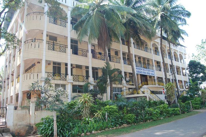 Mahabodhi School-Hostel